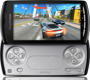 The Sony Xperia Play