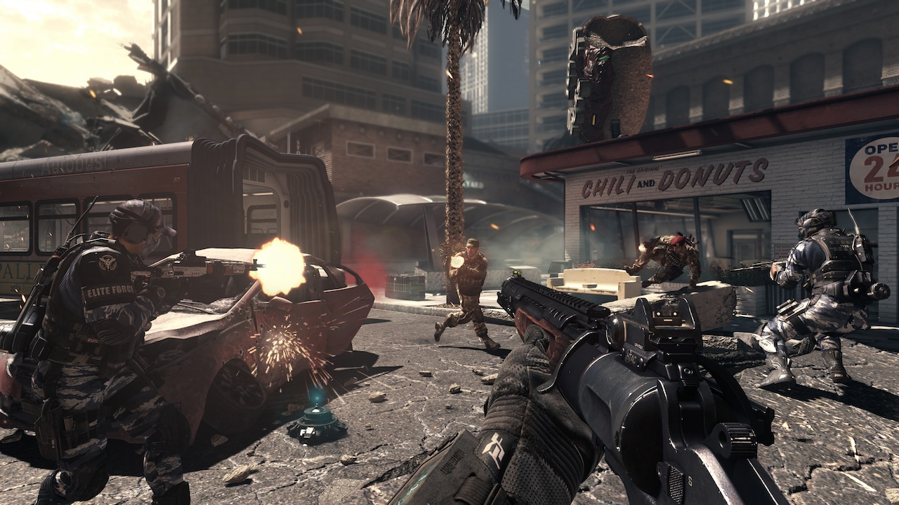 call of duty ghosts multiplayer matchmaking