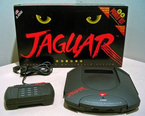 The Jaguar Atari