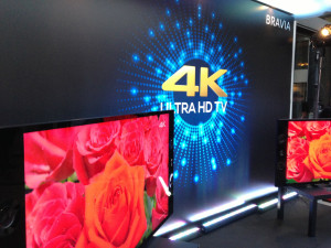 4K is predicted to experience a surge in popularity in 2014.
