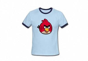 Tech reviewer 2 billion downloads why angry birds is for Successful t shirt brands