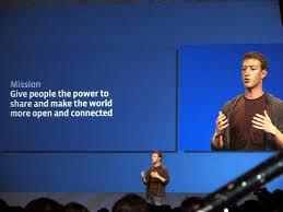 Facebook's global mission