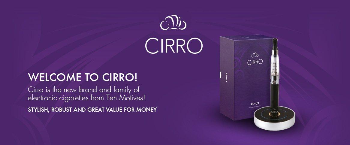 Tech Reviewer Review Cirro 3 New E Cig From Ten Motives