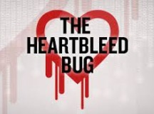 Cyber security attack: Heartbleed bug
