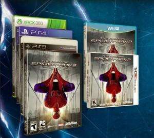 The Amazing Spider-Man 2 Platforms