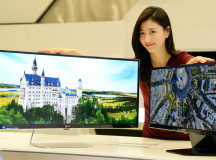 LG Releases First 34-inch UltraWide QHD Monitor