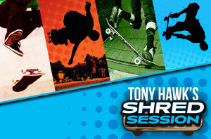 Tony Hawk Shred Session