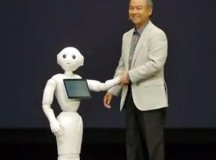 Japan to Release Emo Robot
