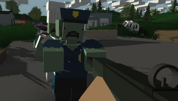 unturned game free to play on steam
