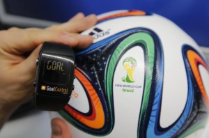 Technology was used in many different ways during the Brazil 2014 World Cup.