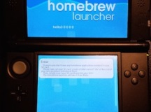 3DS Homebrew Built By Hacker