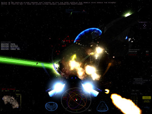 Freespace 2 open combat space sim