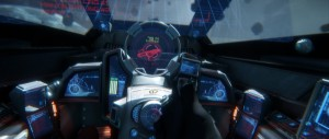 Star Citizen Virtual Cockpit