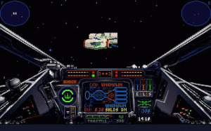 xwing combat space sim