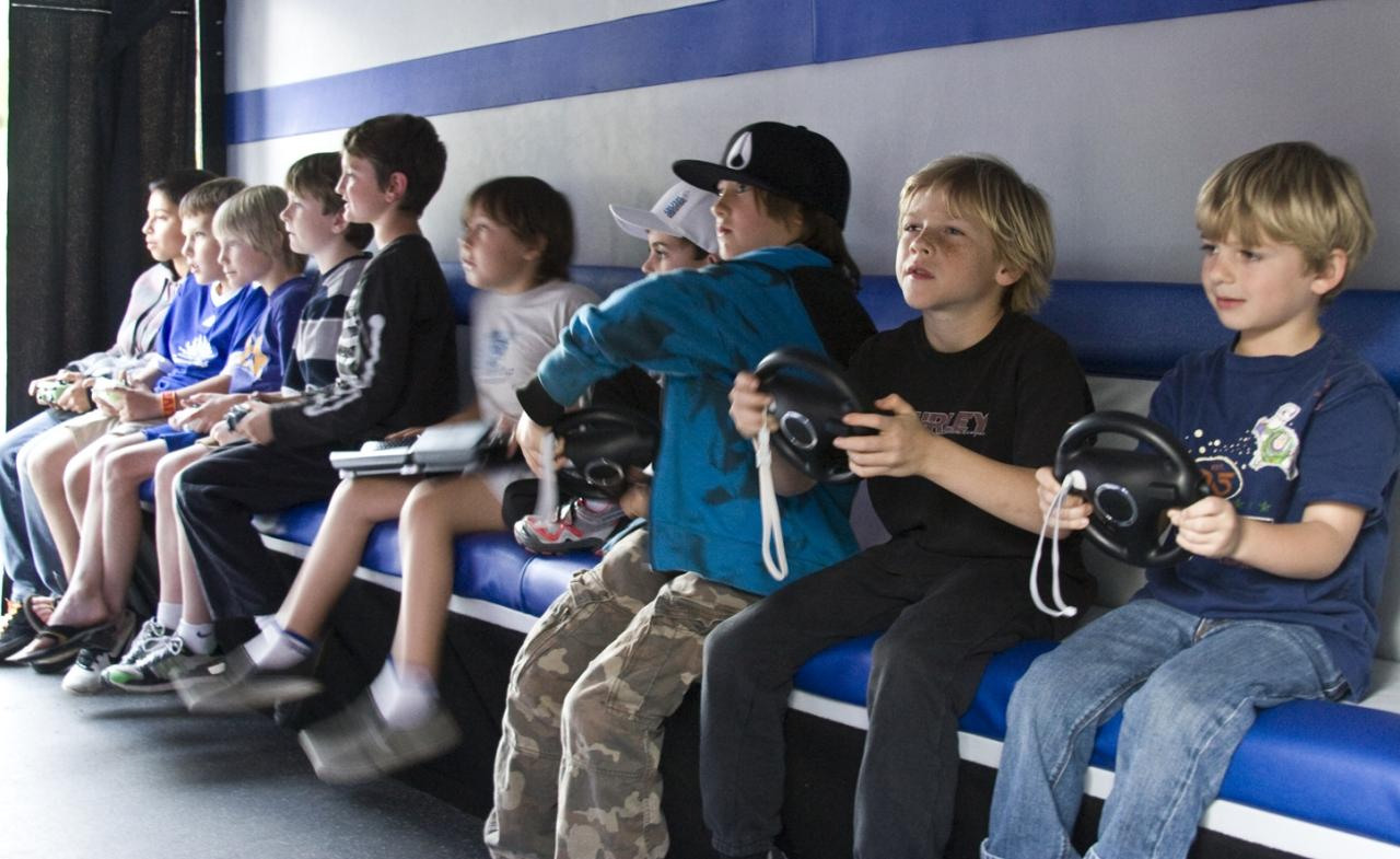 causes and effects teenagers play computer games too much Teens and video games: how much is too much have finally linked the cause and effect the primary reason people play video games.