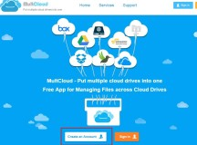 MultCloud Combines All Cloud Drives in One Place for Files Management