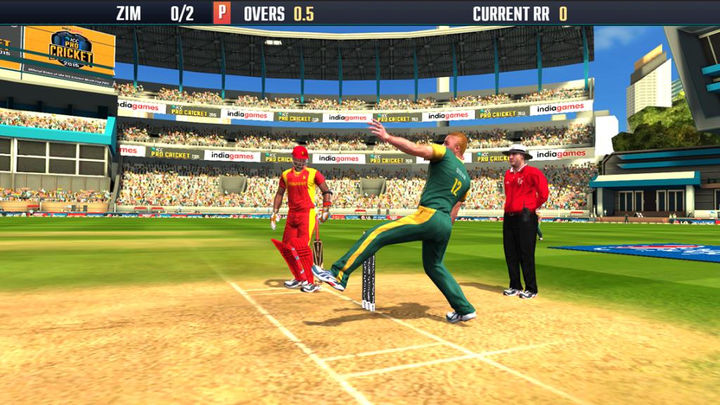 ICC Pro Cricket 2
