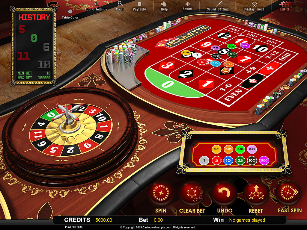 online casino table games cashback scene