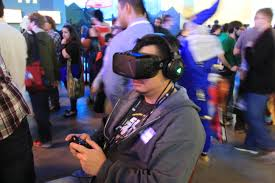 VR Technology Is The Future Of Gaming