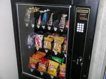 SmartVend: Smartphones and Vending Machines