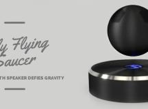 OM/ONE the World's First Levitating Speaker