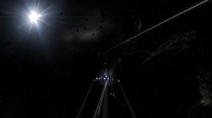 Diaspora - freeware combat space sim