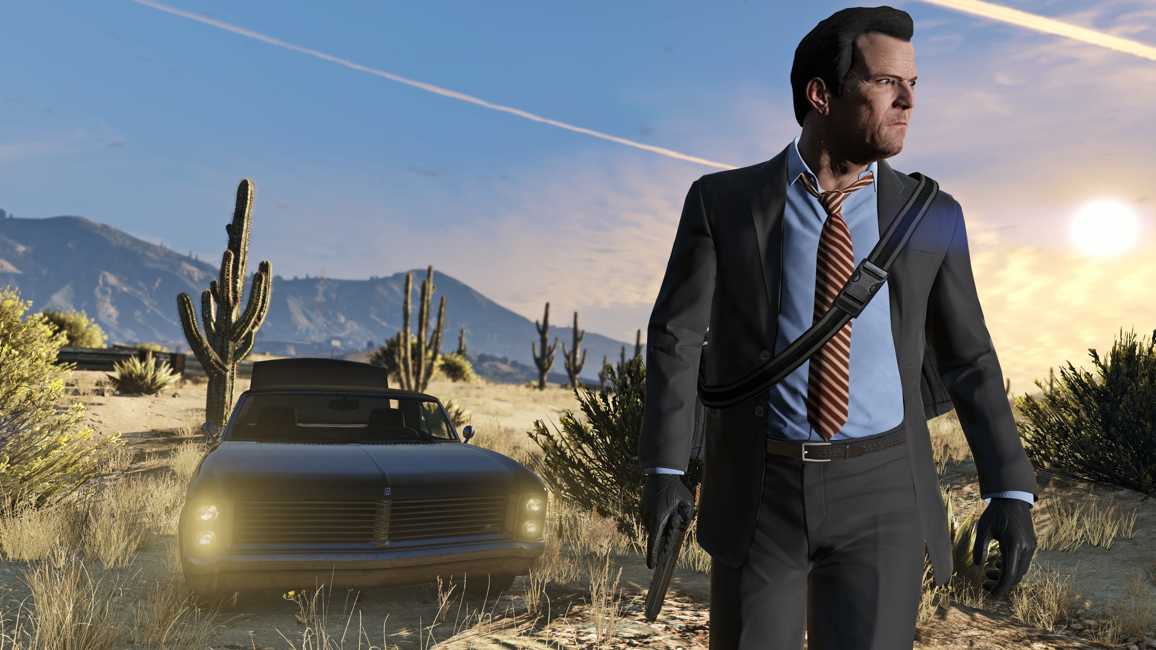 An Incredible Week of Playing Grand Theft Auto V PC